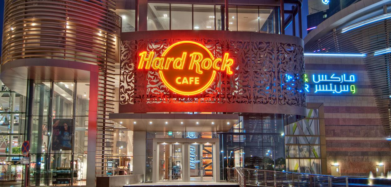 Dubai Cafe