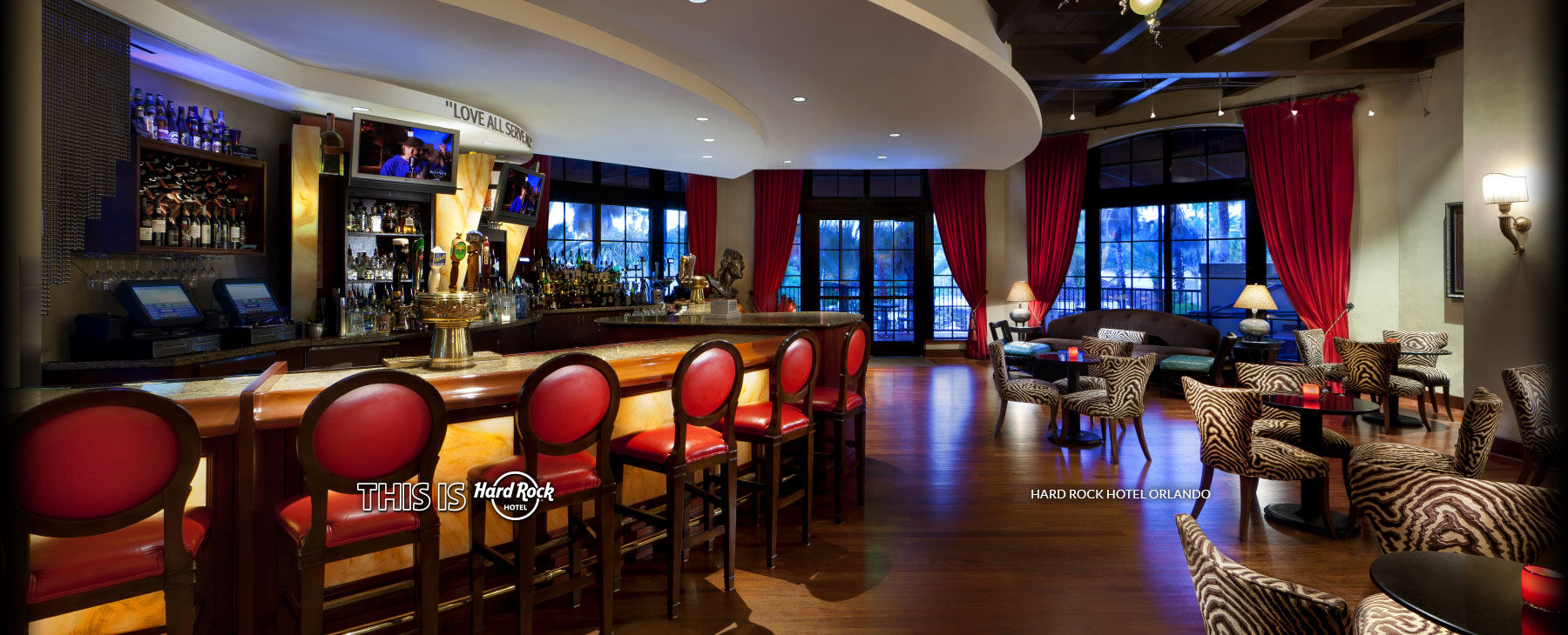 Go to Hard Rock Hotel Orlando website