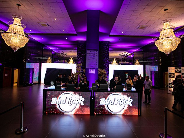 Event at Hard Rock Live Florianopolis