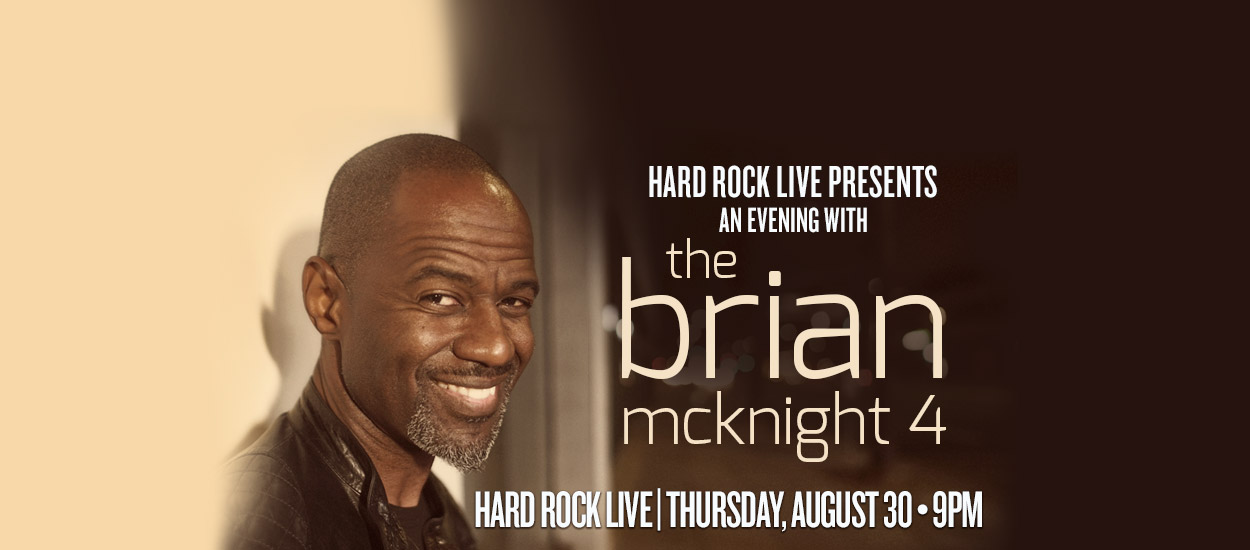 An Evening with the Brian McKnight 4