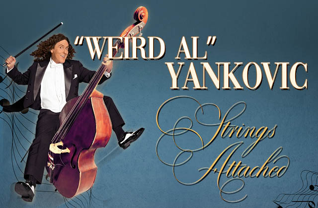 """Weird Al"" Yankovic: Strings Attached - A Rock and Comedy Experience"
