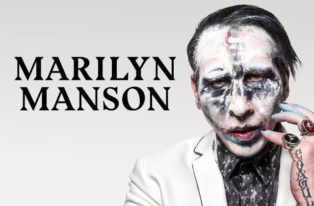 Marilyn Manson w/ special guests Ho99o9 - SOLD OUT!