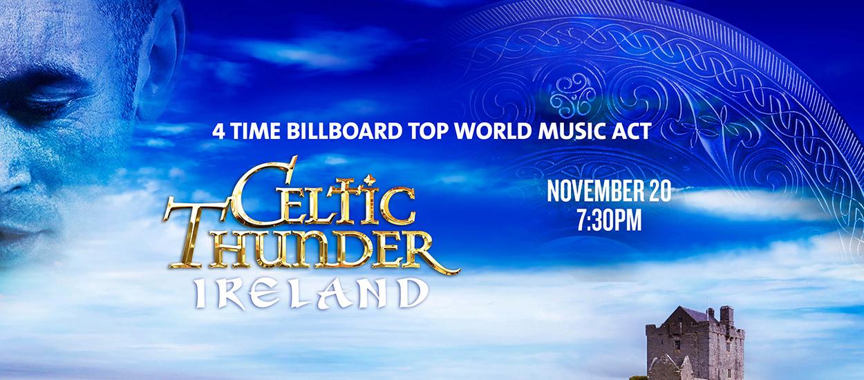 Celtic Thunder Ireland Tour