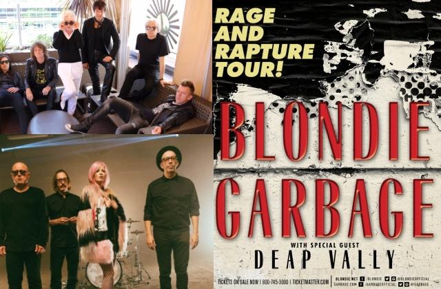 Blondie & Garbage