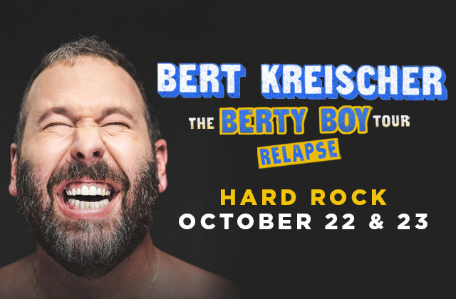 Outback Presents Bert Kreischer *Early Show*