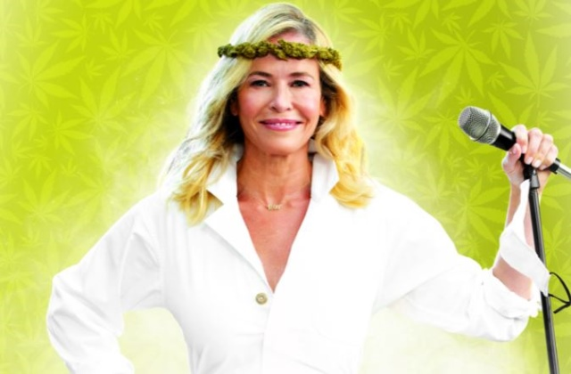 Hard Rock Live and Live Nation Present Chelsea Handler: Vaccinated and Horny Tour