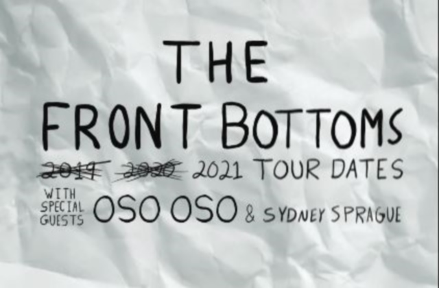 Hard Rock Live & Foundation Present The Front Bottoms