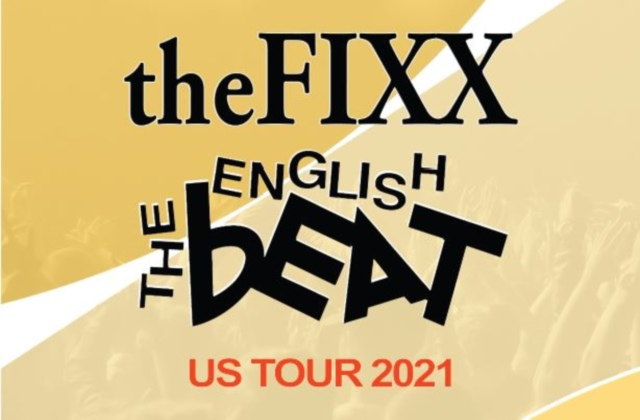 The Fixx and The English Beat