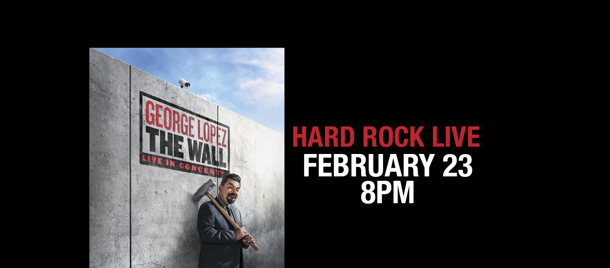 George Lopez February 23