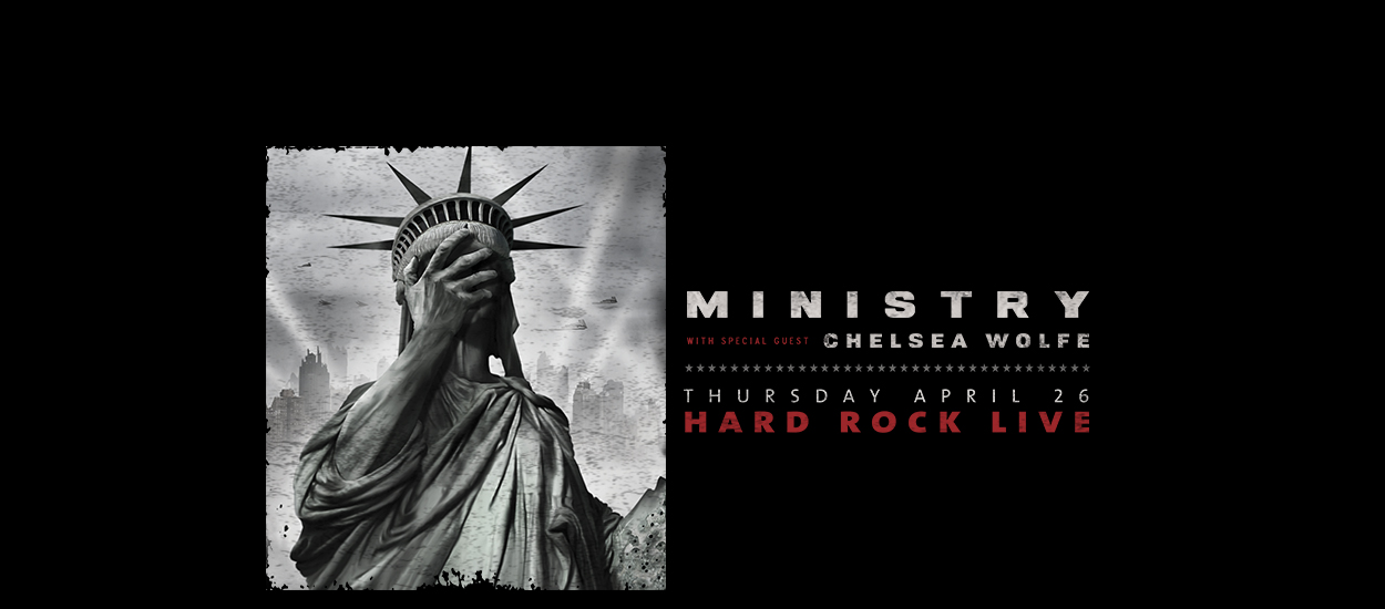 Ministry April 26