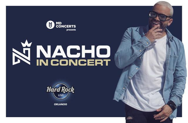 MD Concerts Presents Nacho