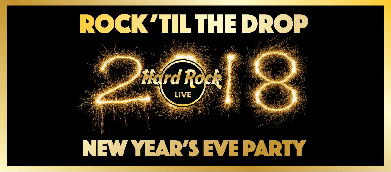 Rock Til The Drop New Year's Eve Party