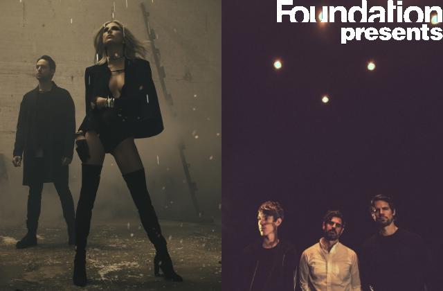 Foundation & Hard Rock Live Present Phantogram & Tycho