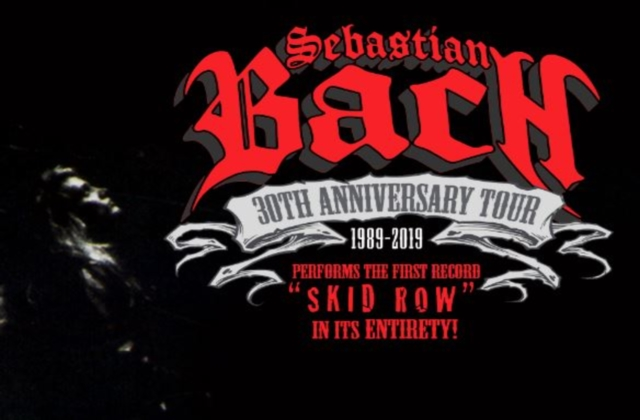 98.9 WMMO Presents Sebastian Bach