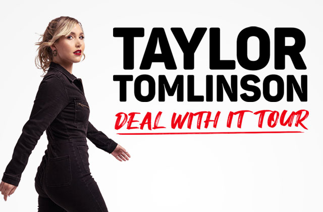 Outback Presents Taylor Tomlinson: Deal With it Tour