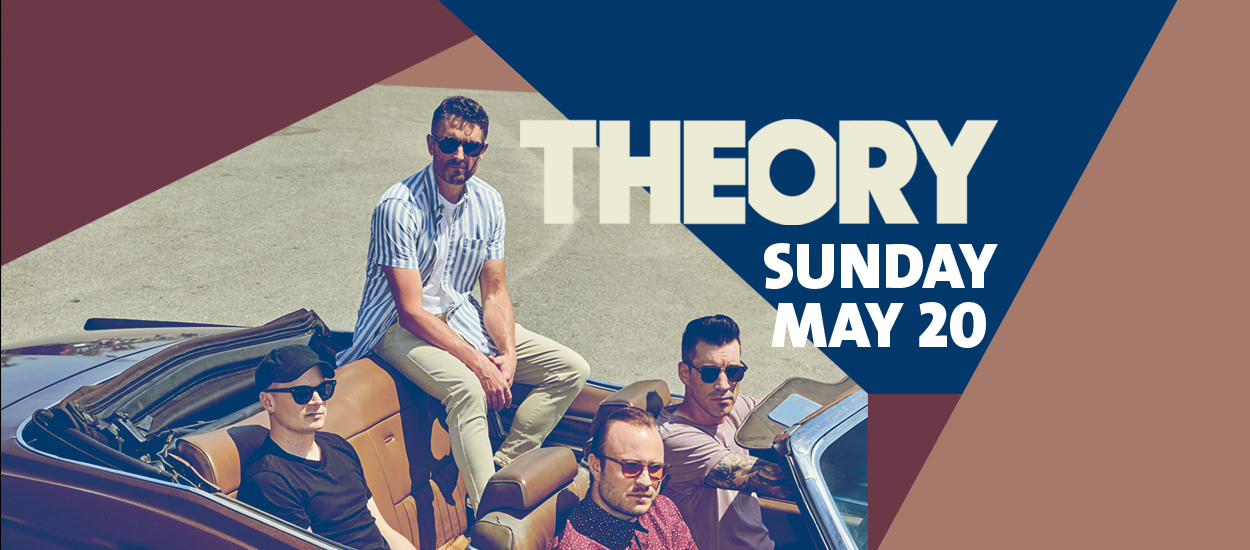 Theory of a Deadman May 20