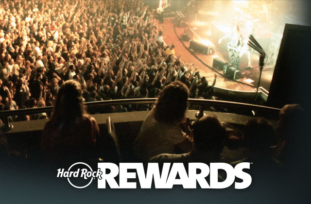 Hard Rock Rewards