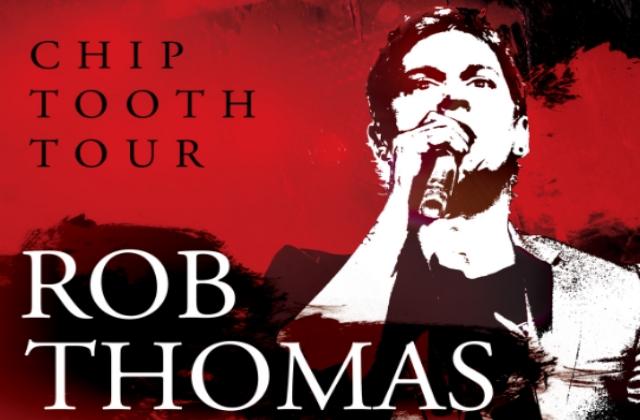 Mix 105.1 Presents Rob Thomas