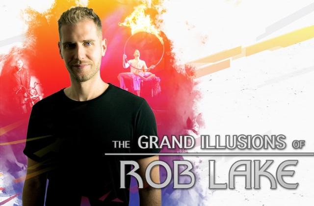 The Magic of Rob Lake